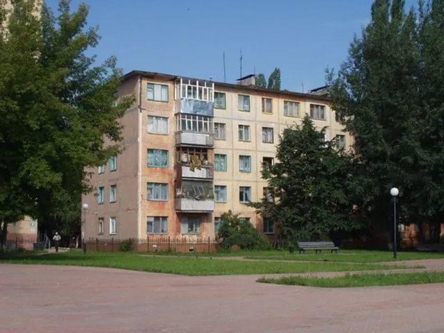 хрущёвки в Украине