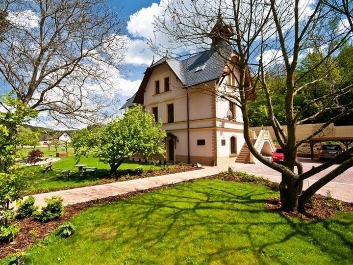 загородная недвижимость Чехии