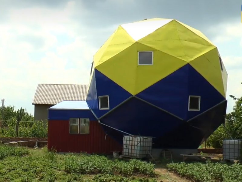 необычная недвижимость Николаева