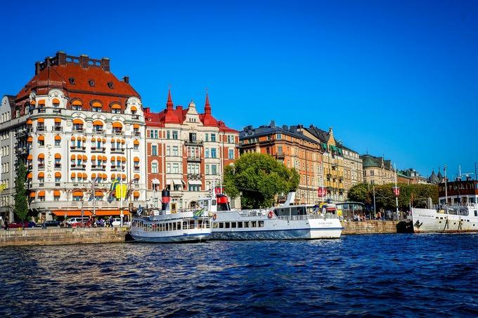 недвижимость Швеции