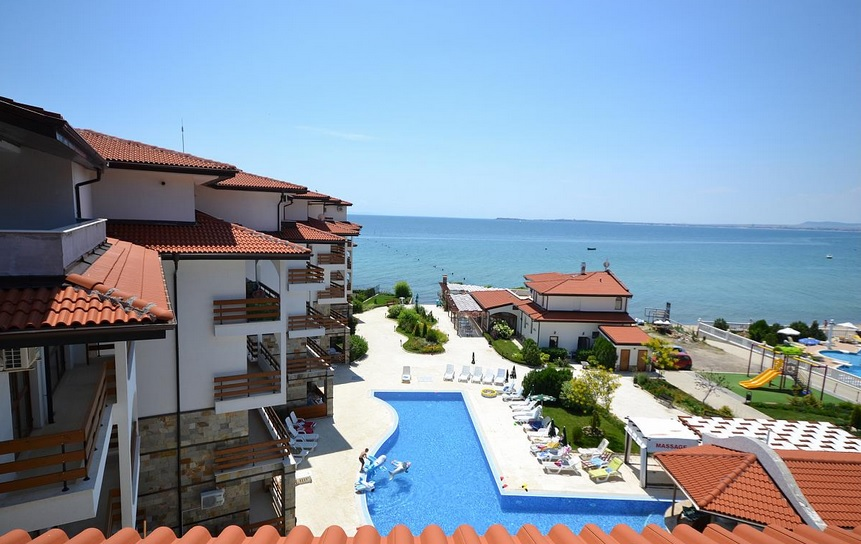 курортная недвижимость Болгарии