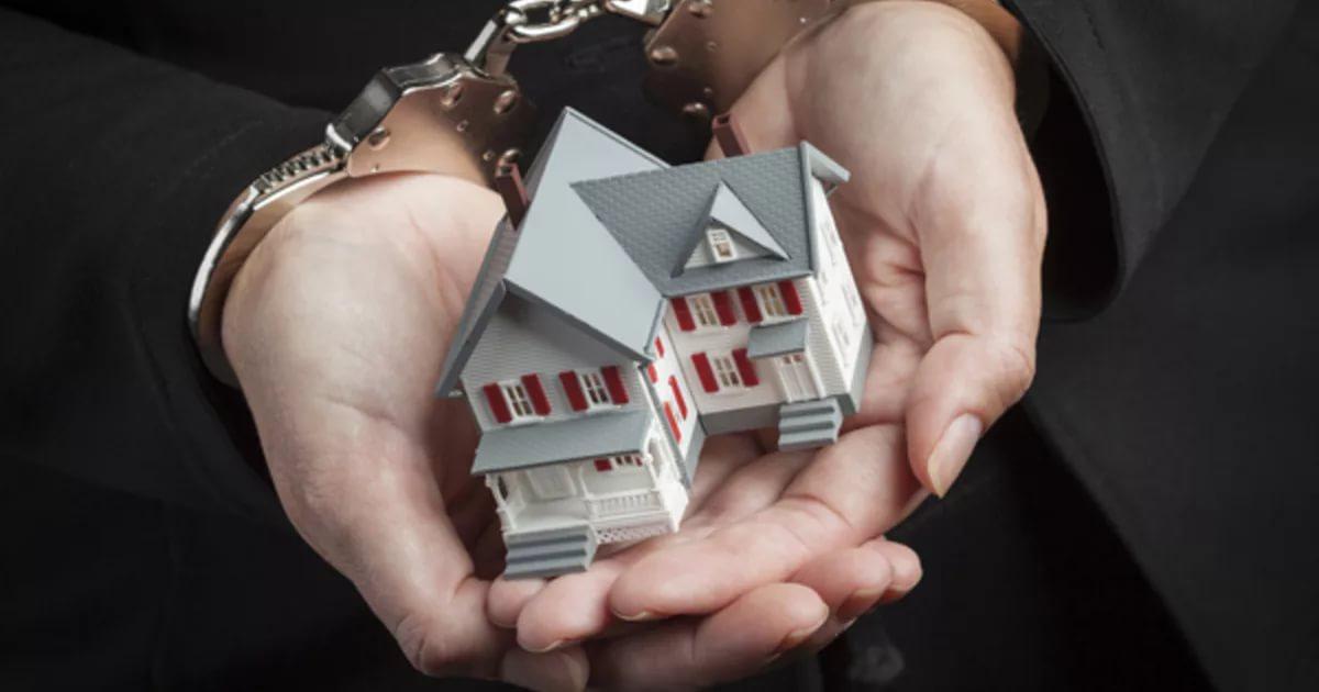 криминальная недвижимость Украины, аферы с недвижимостью