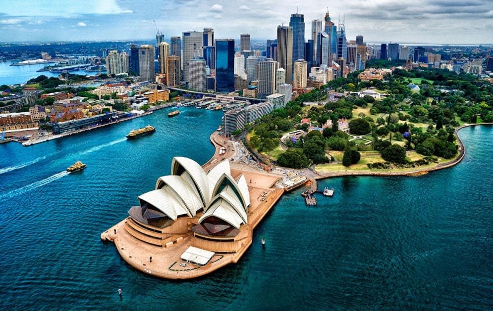недвижимость Австралии