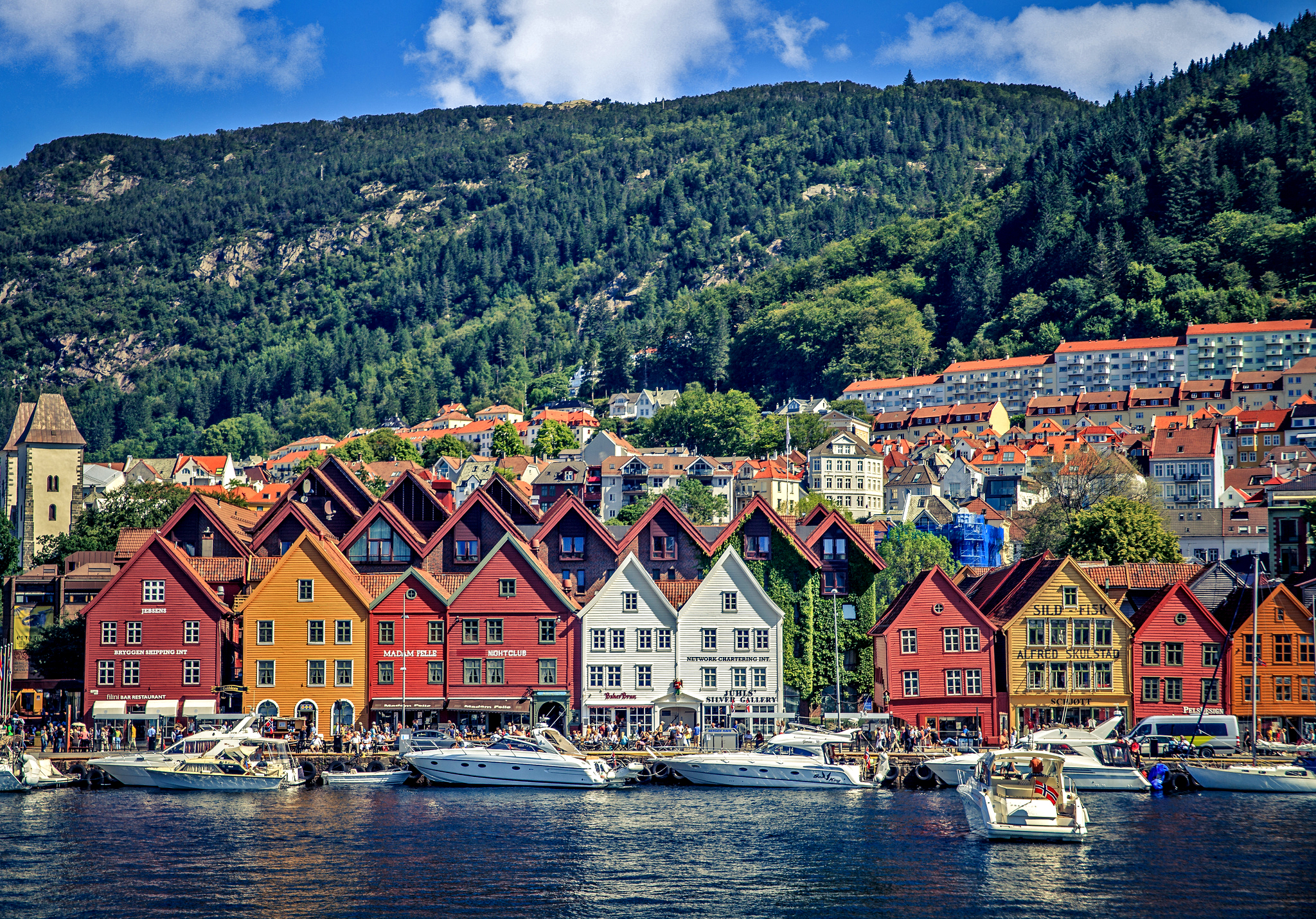 недвижимость Норвегии