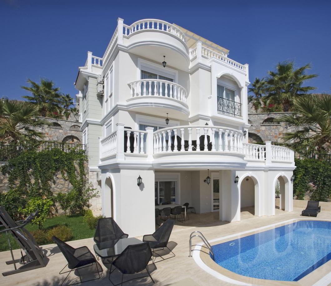 Элитная недвижимость Турция