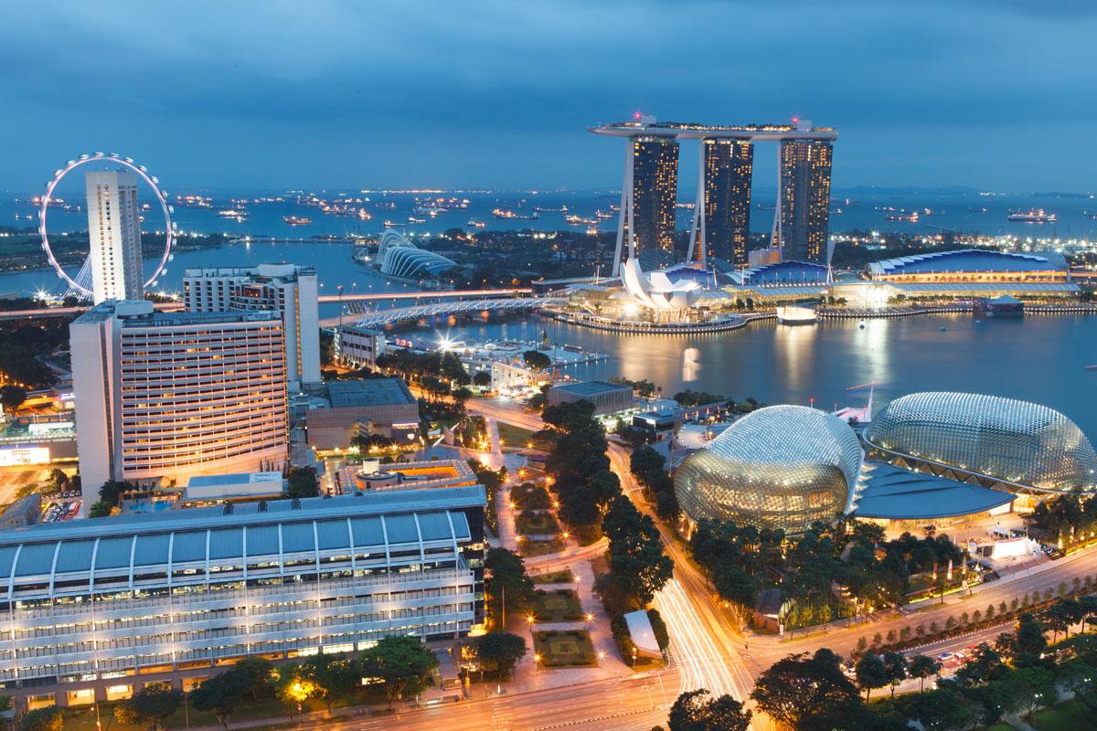 недвижимость Сингапур