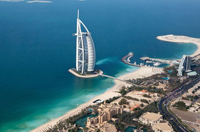 недвижимость Дубай, ОАЭ