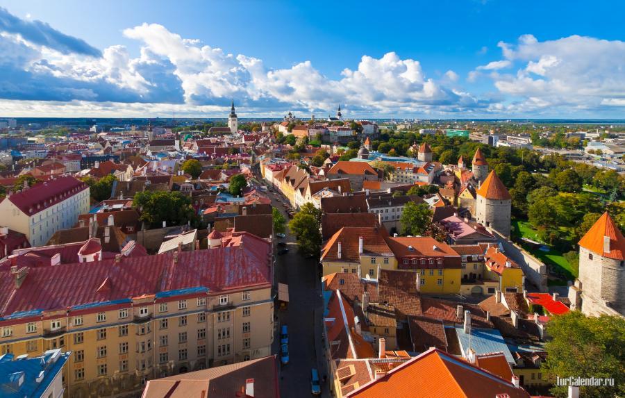 недвижимость Эстонии